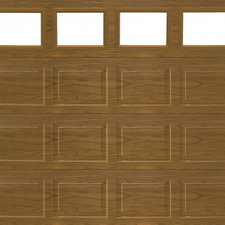 Madera Oak Model 70 with short glass